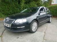 Volkswagen Passat HIGHLINE 2.0 TDi 2008 / Sat Nav Parking Sensors / BARGAIN / Not Audi Golf A4