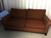 2 Seat Sofa - Very well made.