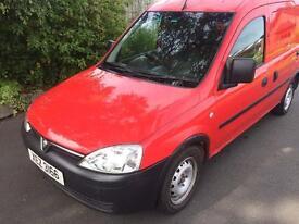 2009 Vauxhall Combo 1.3 CDTI 1 owner (no Vat)