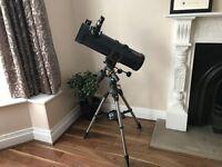 Celestron 130EQ Astromaster Reflector Telescope