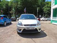 FORD FIESTA 2.0 ST [16V] ****FULL FORD SERVICE HISTORY**** (silver) 2007