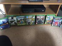 Xbox one plus accessories