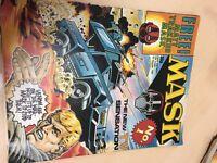 Marvel retro comics