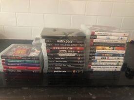 Bundle of Top Title PS3 Games (28) Excellent Condition