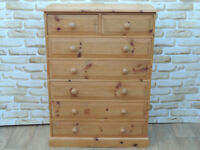 Craftsman Chest of Drawers Tallboy (Delivery)