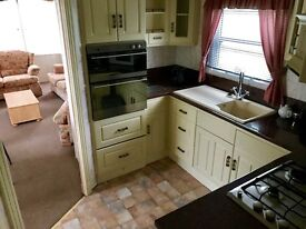 AMAZING DEAL Static Caravan For Sale 2017 Site Fees Included Sea Views Ocean Edge North West