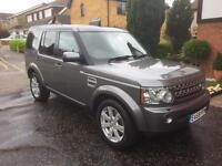 Landrover Discovery 4 2009 59 plate 3.0 diesel