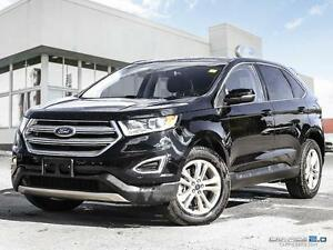 2016 Ford Edge SEL, leather roof, nav