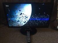 "Samsung 24"" hdtv monitor, model T24B350EW"