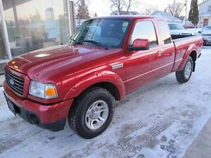 2008 Ford Ranger Xtra cab 2 WD PICKUP 6 cyl 184,000 k only $6995