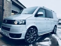 VW Transporter T5 102 2012 Silver Air Con & Electrics