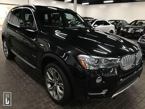 2016 BMW X3 xDrive28i-NAVIGATION