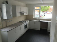 Brand New Large Two Bedroom Self Contained Flat To Let In Fashionable Wigston Close To City Centre