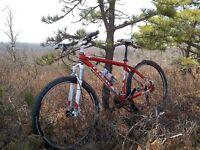 Trek Cobia 29er Hardtail 17.5 mountain bike for sale
