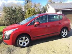 PEUGEOT 3008 HDI 1.6 SPORT 2011 ***ONLY 82000 MILES *** 12 MONTHS MOT