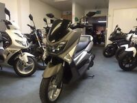 Yamaha N Max 125cc Automatic Scooter, 2015 Model, Excellent Commuter, ** Finance Available **