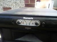 Numark power amp