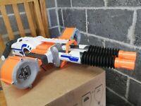 Nerf rhino fire elite gun
