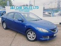 MAZDA 6 2.0 TS 5d 145 BHP A GREAT EXAMPLE INSIDE AND OUT (blue) 2008