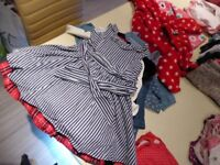 Baby girl clothing bundle in size 9-12 months - an absolute bargain