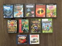 Retro Video Games Bundle (Sega, Mega Drive, Dreamcast, Nintendo GameCube, Microsoft Xbox 360)