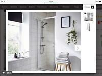 Shower door brand new from Victorian plumbing