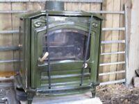 multifuel woodburner,