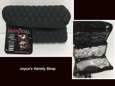 InStyle The Bump Bag Make Up, Jewelry, - Up Jewelry