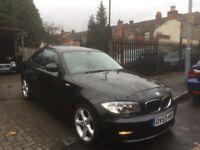 2009 BMW 1 Series 2.0 120d Sport 2dr *** ZERO FORMER KEEPER FROM NEW *** 2 KEYS *** FULL SERVICE **