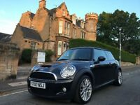 2007 MINI COOPER S 1.6 TURBO ONLY 37,000 MILES!!! CHILLI PACK JCW CHALLENGER