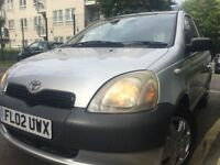 TOYOTA YARIS 1.0 ==== CHEAP TO TAX RUN AND INSURE ==== 5 DOOR HATCHBACK