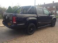 VW Amarok Roll Bars