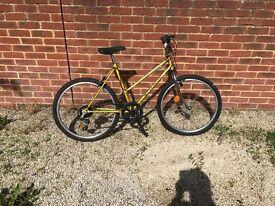 Child's Witcombe bike - 8 to 12 years