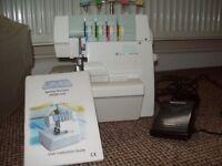 JMSM 1020 Overlock sewing machine