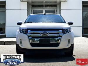 2014 Ford Edge SEL, CLOTH, PW, PL, A/C
