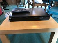 Philips HDR3700/05 DVD player/recorder.
