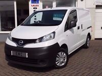 2014 14 Nissan NV200 1.5dCi 89bhp Acenta~TWIN SLIDE DOORS~ONE FORMER KEEPER~REVERSE CAM~BLUETOOTH