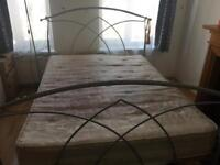 King size bed free