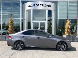 2014 Lexus IS 250 AWD 6A F Sport Executive Package