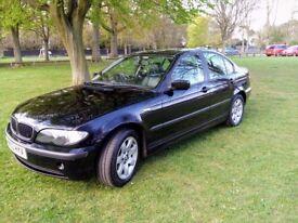 BMW E46 318i 2003 MP3