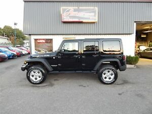 2016 Jeep WRANGLER UNLIMITED Rubicon 2 TOIT CUIR NAV GPS 22 600