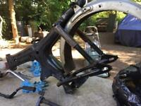 1966 Honda s90 classic motorbike complete project