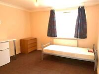 Large Studio Flat UB3 - Bills Included - Car Parking Available!