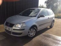 2007 (57) Volkswagen Polo 1.2 E 3dr Chep To Run & Insure 1 Month Warranty 12 Months MOT 2Keys May PX