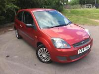 Ford Fiesta 1.25 Style 3dr, Service History, 12 Months Mot 2019, Excellent condition.
