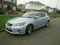 Lexus CT200H 1.8 AUTOMATIC CVT HYBRID, EXCELLENT SPEC,FULL LEXUS SERVICE HISTORY, 1 OWNER FROM NEW