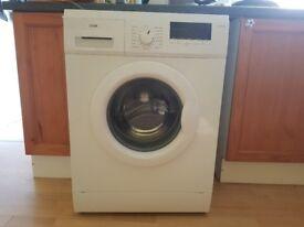 LOGIK L814WM16 Washing Machine 8kg- Almost new