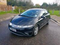 Honda Civic 2008 Hatchback 1.4 I-DSI SE plus 5 doors.