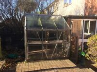 Green house available for collection
