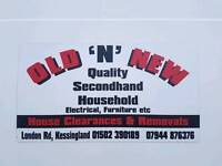 Wanted house clearances .family run business kessingland